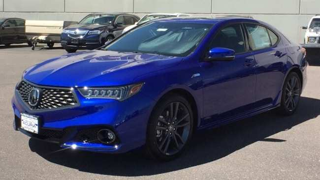 11 The Acura Tlx A Spec 2020 Performance