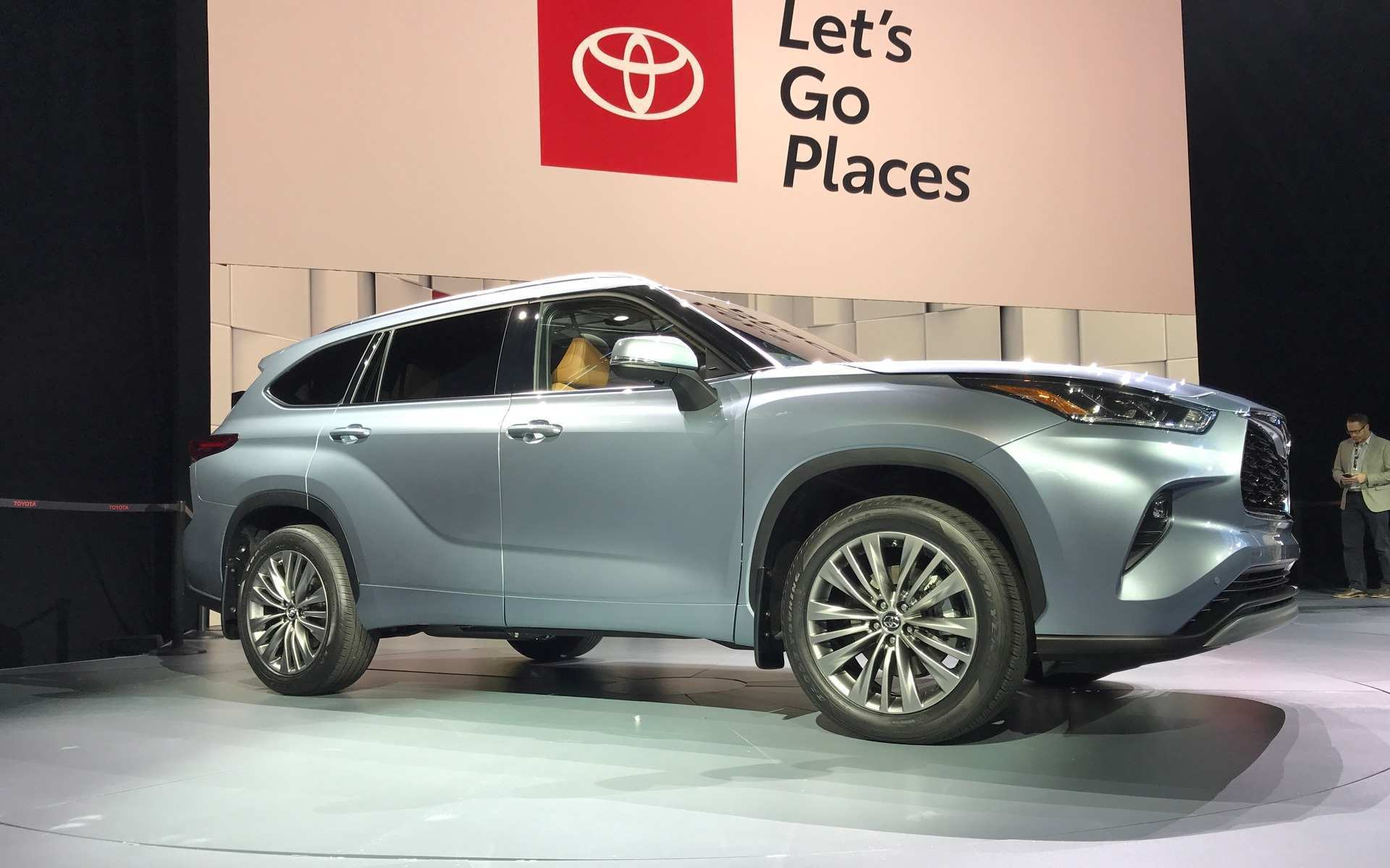 11 The Best 2020 Toyota Highlander Hybrid Exterior