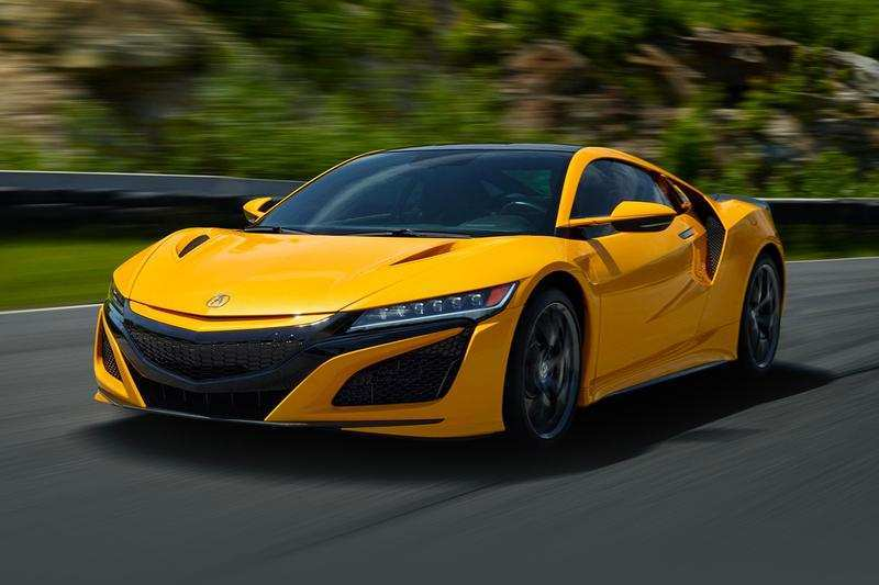 11 The Honda Nsx 2020 Redesign And Concept