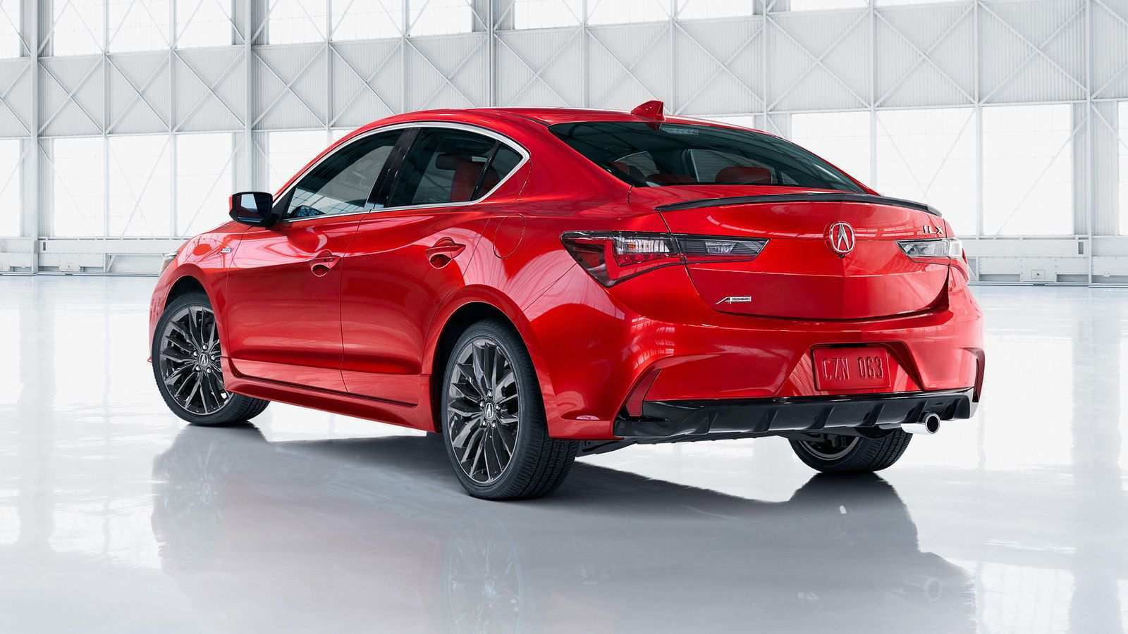 12 A 2019 Acura Ilx Redesign Overview