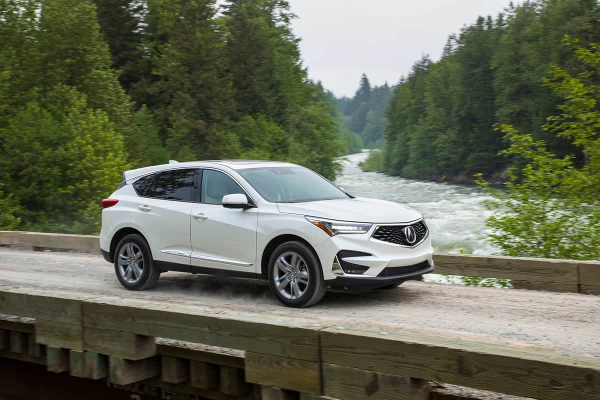 12 A 2019 Acura Rdx Release Date Redesign