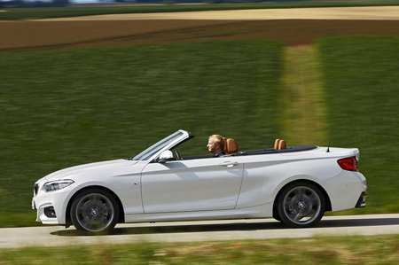 12 A 2019 Bmw 2 Series Convertible New Model And Performance