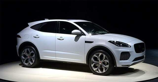 12 A 2019 Jaguar E Pace Price Redesign And Review