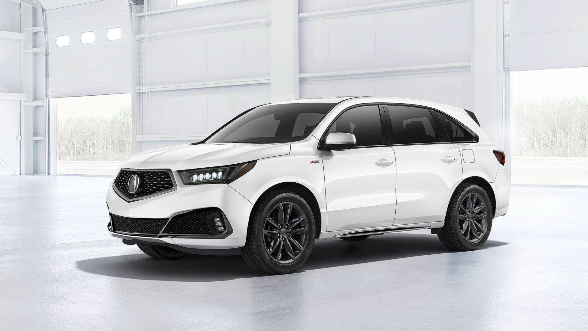 12 A 2020 Acura Mdx Spy Photos Images