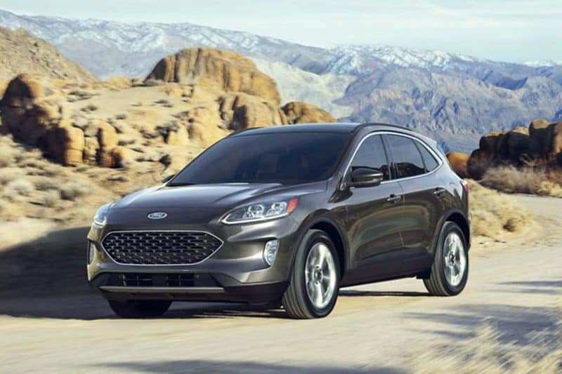 12 A 2020 Ford Car Lineup Price