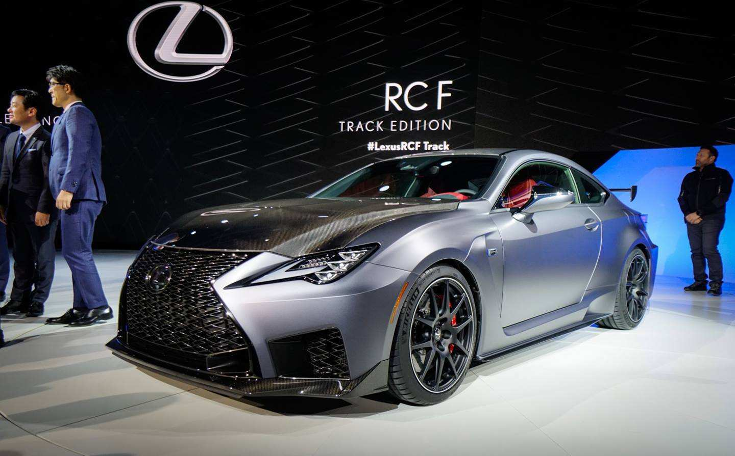 12 A 2020 Lexus Rc F Track Edition 0 60 New Concept
