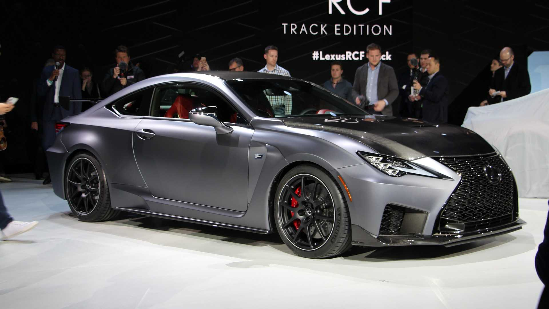 12 A 2020 Lexus Rc F Track Edition Price Design And Review