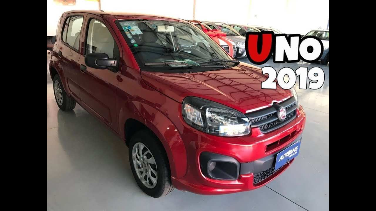 12 A Fiat Uno 2019 Redesign And Concept