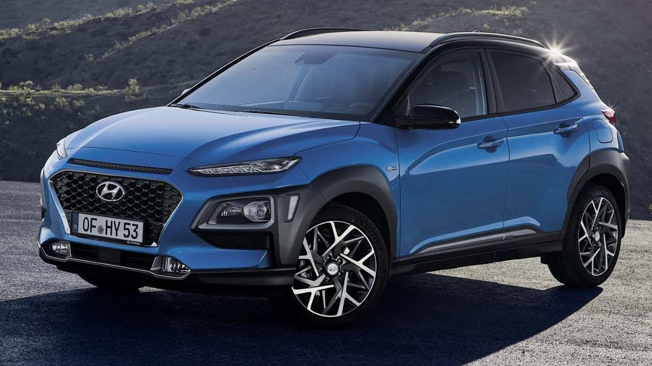 12 A Hyundai Electric Suv 2020 Configurations