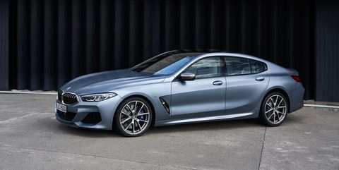 12 All New 2019 Bmw 8 Series Gran Coupe Style