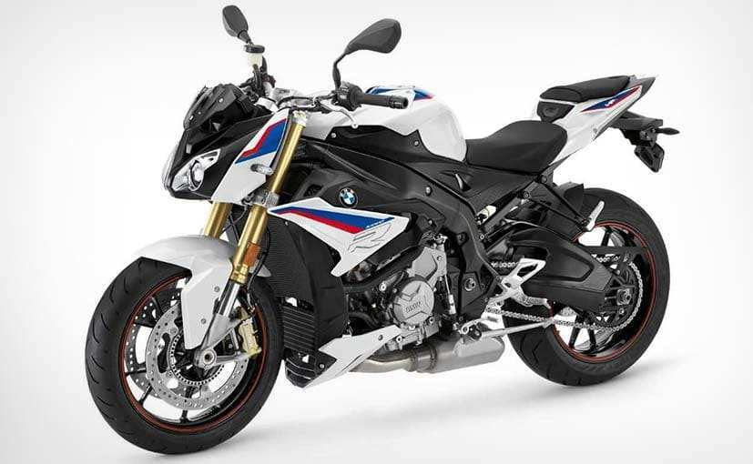 12 All New 2019 Bmw S1000R Exterior