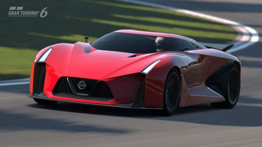 12 All New 2020 Nissan Vision Gran Turismo Picture