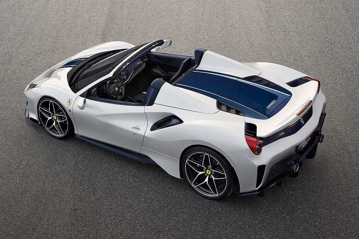 12 All New Ferrari Modelle 2019 Model