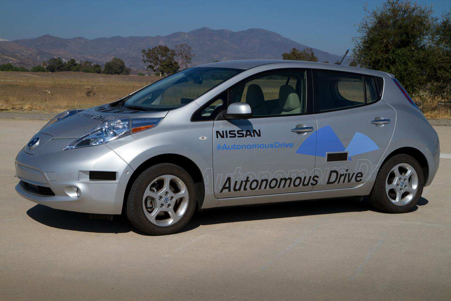12 All New Nissan 2020 Self Driving Cars Speed Test
