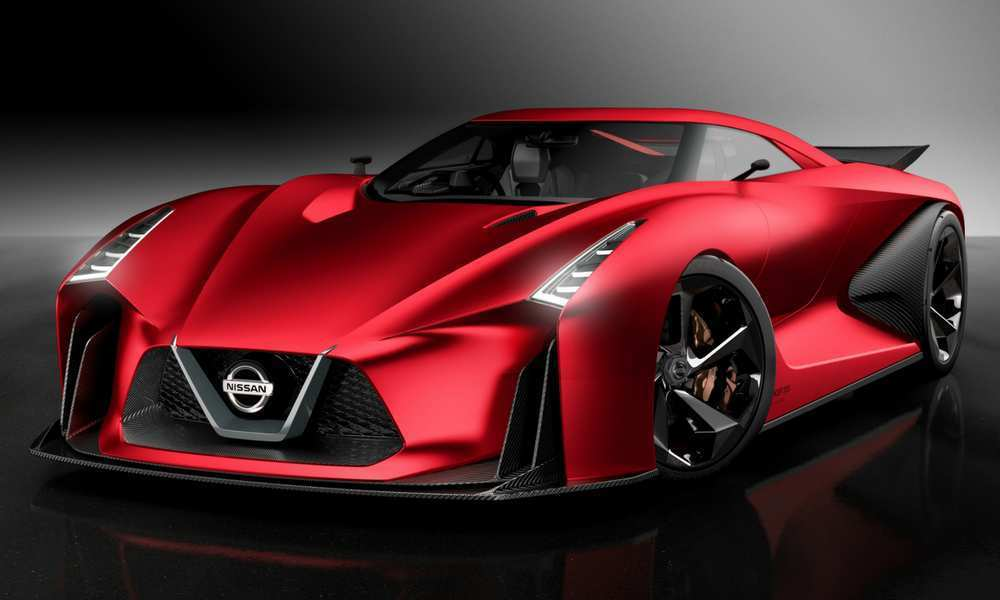 12 All New Nissan New Z 2020 Performance