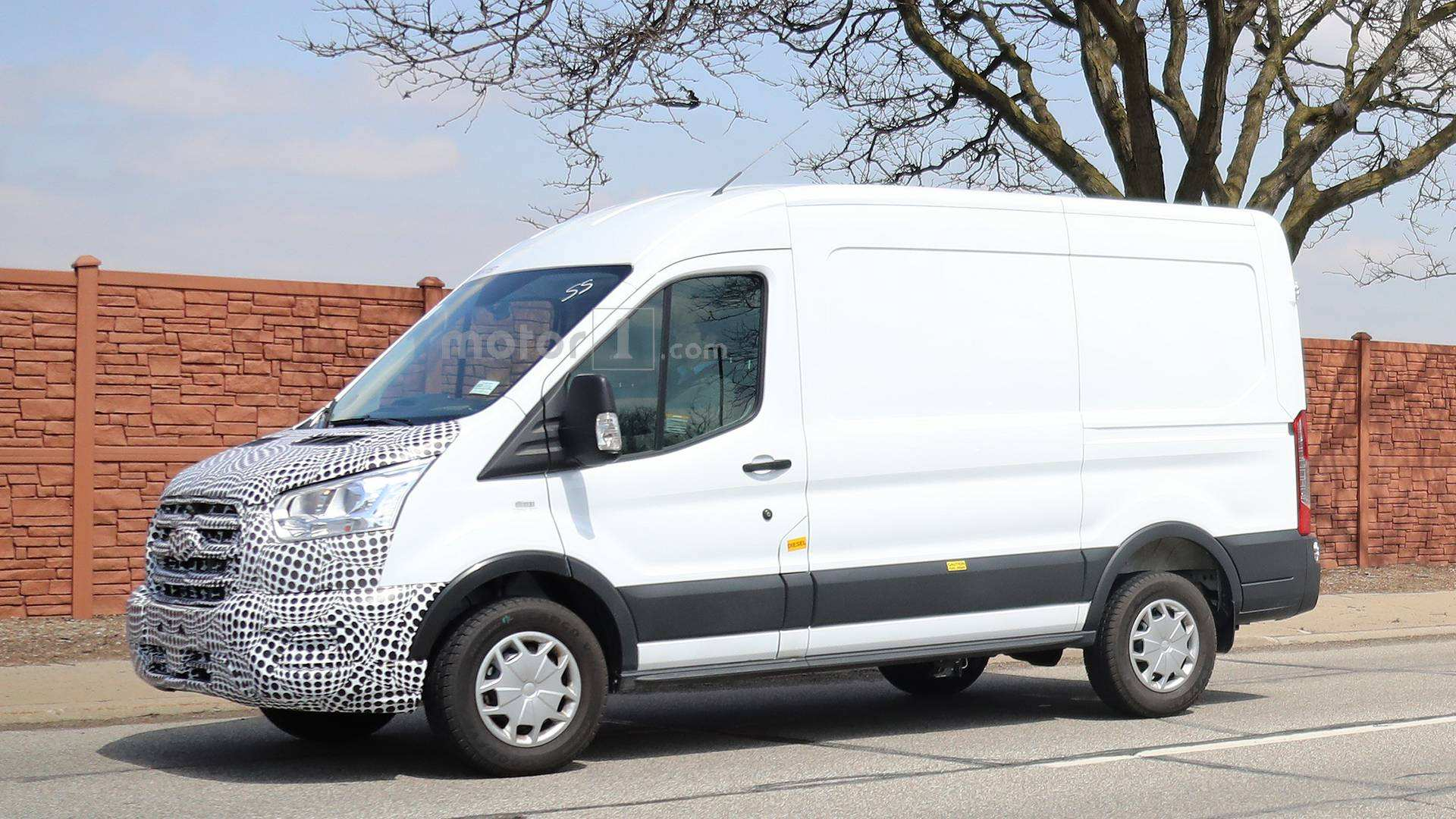 12 Best 2019 Ford Transit Awd Redesign And Concept