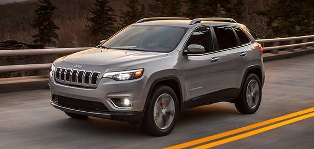 12 Best 2019 Jeep Cherokee Kl Release Date And Concept