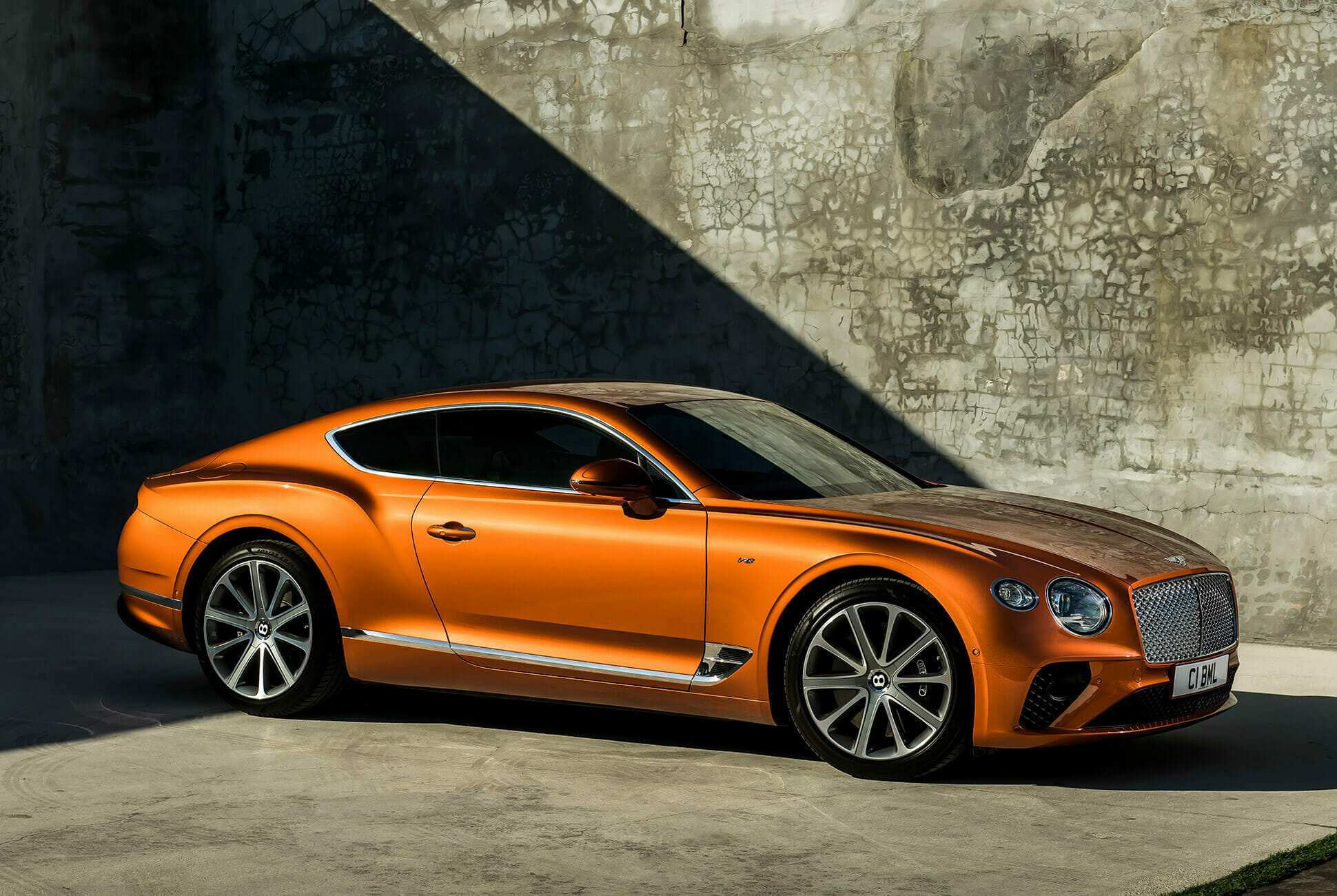 12 New 2019 Bentley Continental Gt V8 Pricing