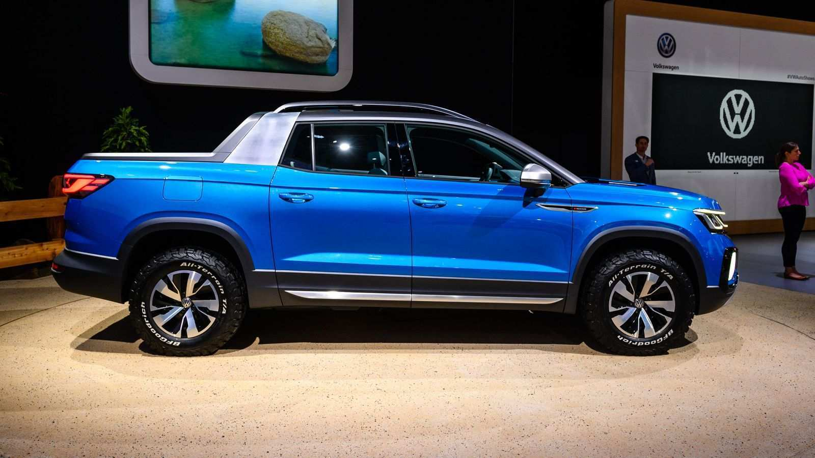 12 New 2019 Volkswagen Pickup Truck Specs And Review