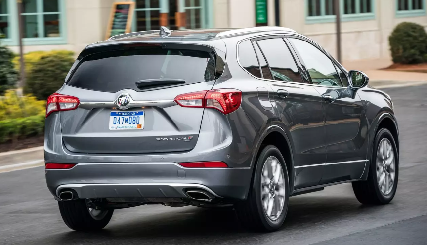 12 New 2020 Buick Envision Reviews Pictures