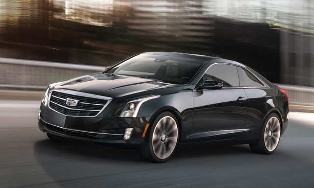 12 New Cadillac Ats Coupe 2020 Overview