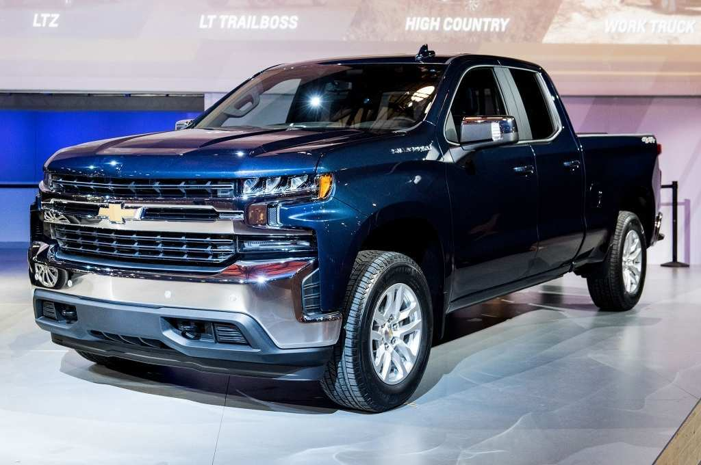 12 New Chevrolet Silverado Ss 2020 Engine