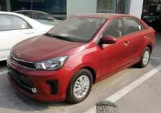 Kia Pegas 2020 Specifications