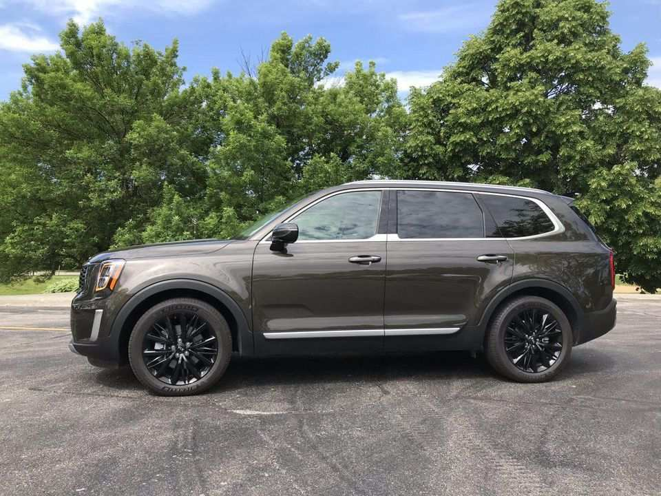 12 New Kia Telluride 2020 Mpg New Concept