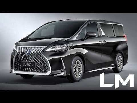 12 New Lexus Mpv 2020 Review