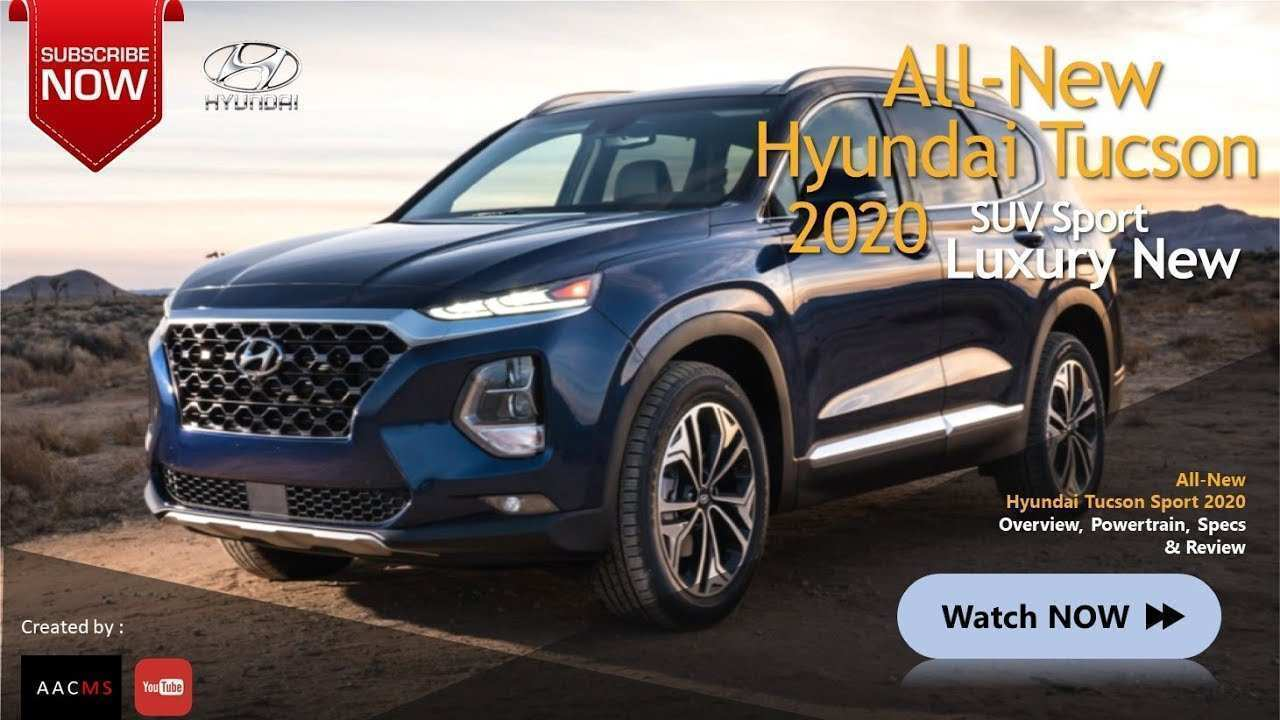 12 New New Hyundai Tucson 2020 Youtube Pictures