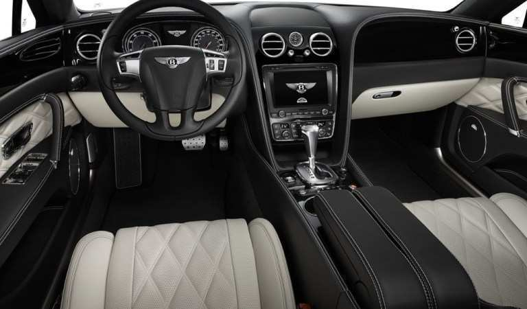 12 The 2019 Bentley Flying Spur Interior Price Design And Review