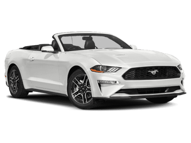 12 The 2019 Ford Convertible First Drive