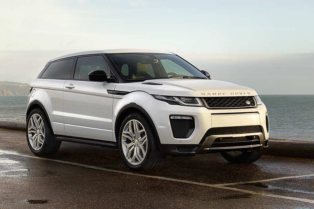 12 The 2019 Land Rover Release
