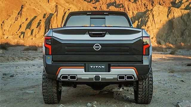 12 The 2019 Nissan Titan Nismo Overview