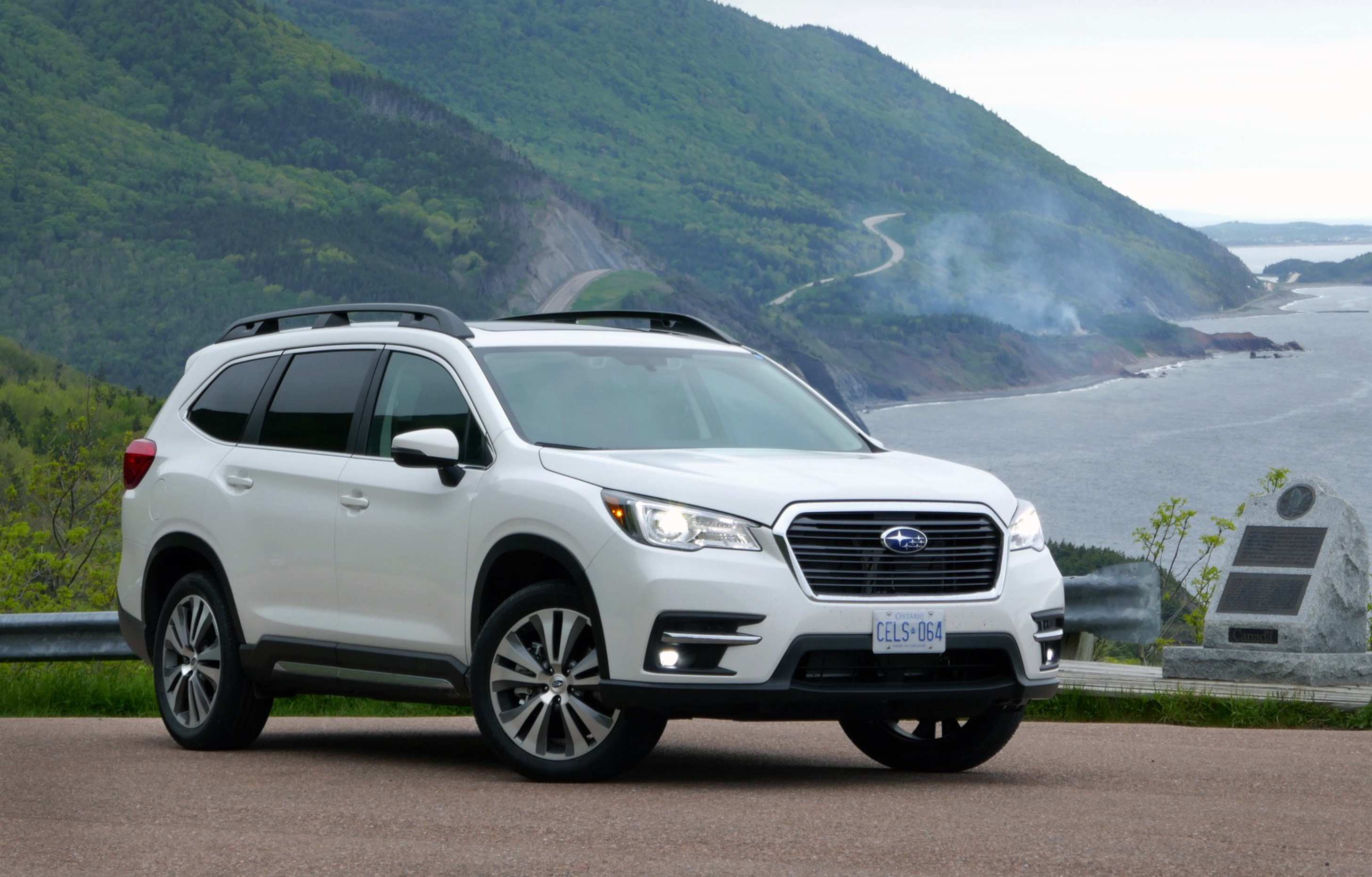 12 The 2019 Subaru Ascent Debut Concept