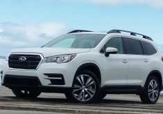 2019 Subaru Ascent Towing Capacity