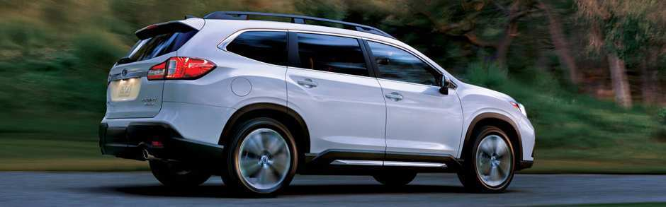 12 The 2019 Subaru Ascent Towing Capacity Redesign And Review