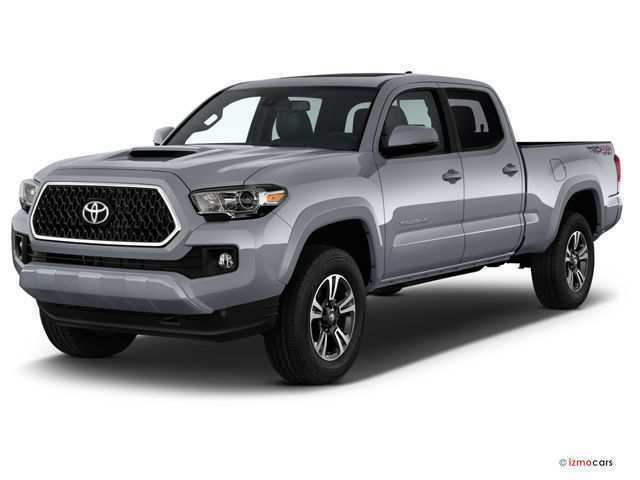 12 The 2019 Toyota Tacoma News Ratings