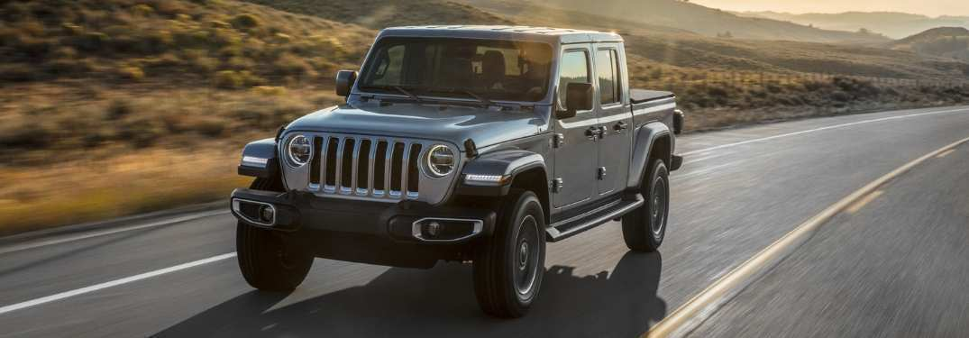 12 The 2020 Jeep Gladiator Color Options Images