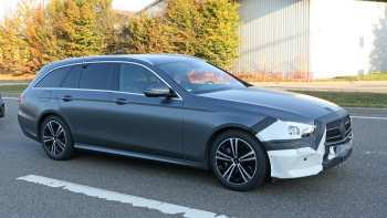 12 The 2020 Mercedes Benz E Class 2 Performance And New Engine