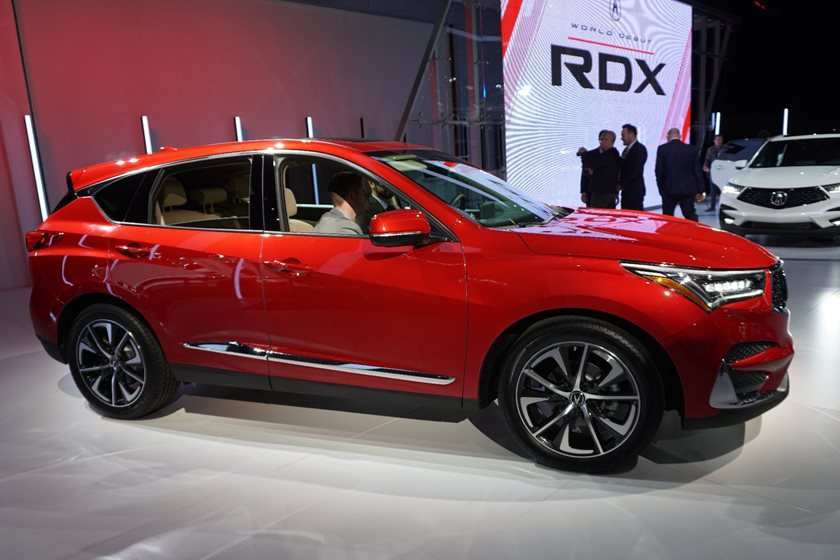 12 The Best 2019 Acura Rdx Rumors Overview