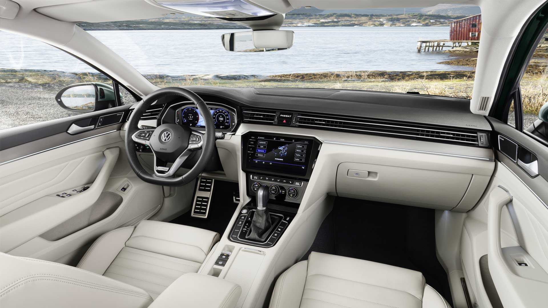 12 The Best 2019 Volkswagen Passat Interior Review
