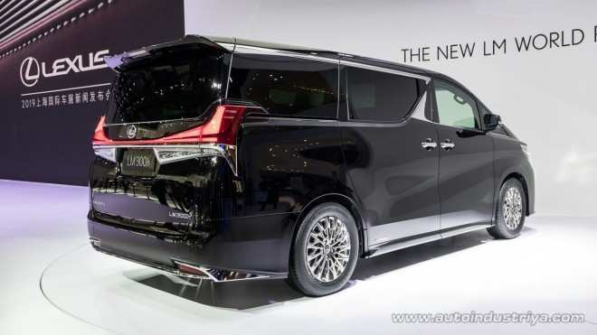 12 The Best Lexus Mpv 2020 Exterior
