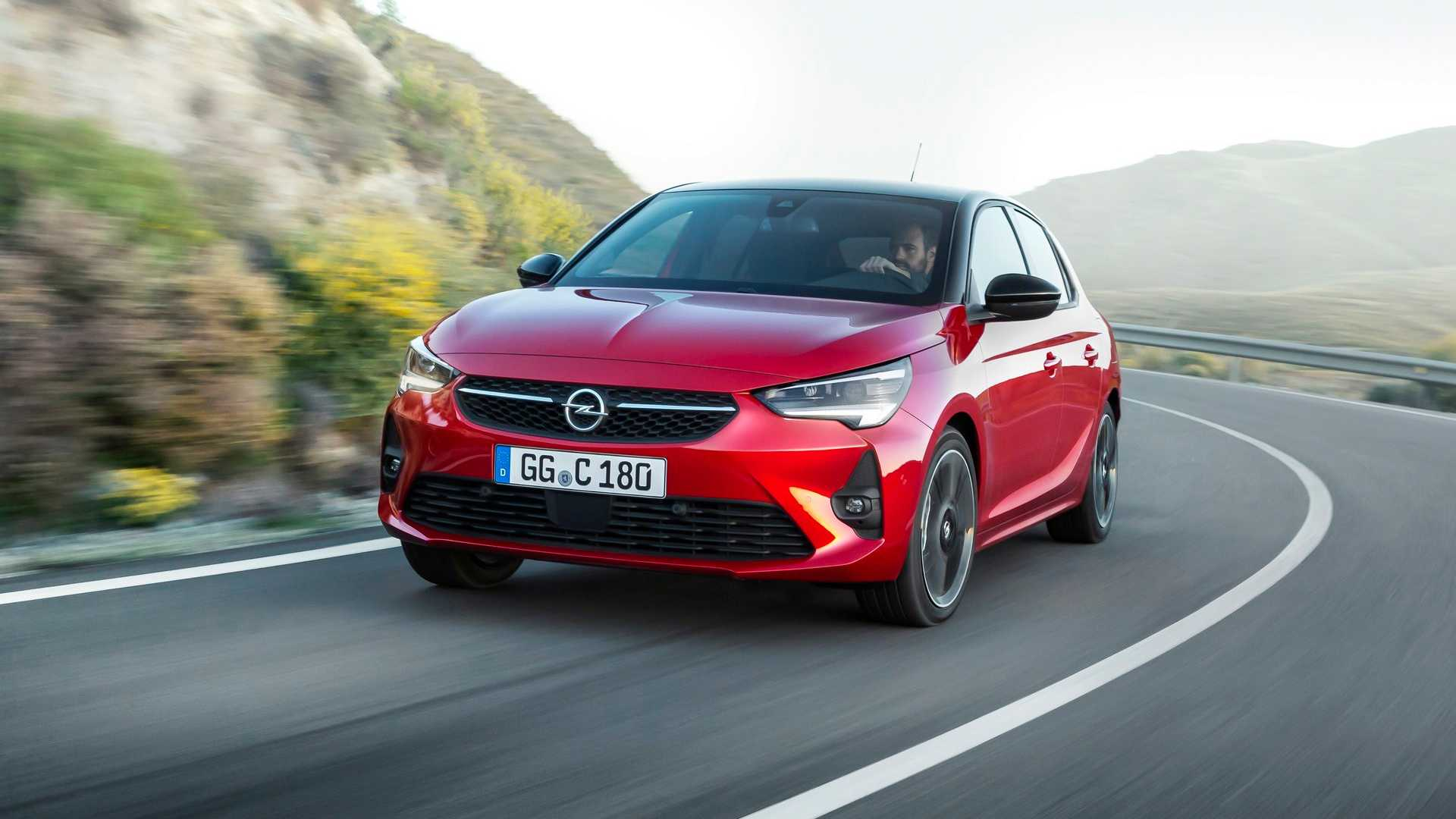 12 The Best Opel Will Launch Corsa Ev In 2020 Exterior