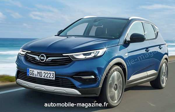 12 The New Opel Mokka X 2020 Price And Release Date