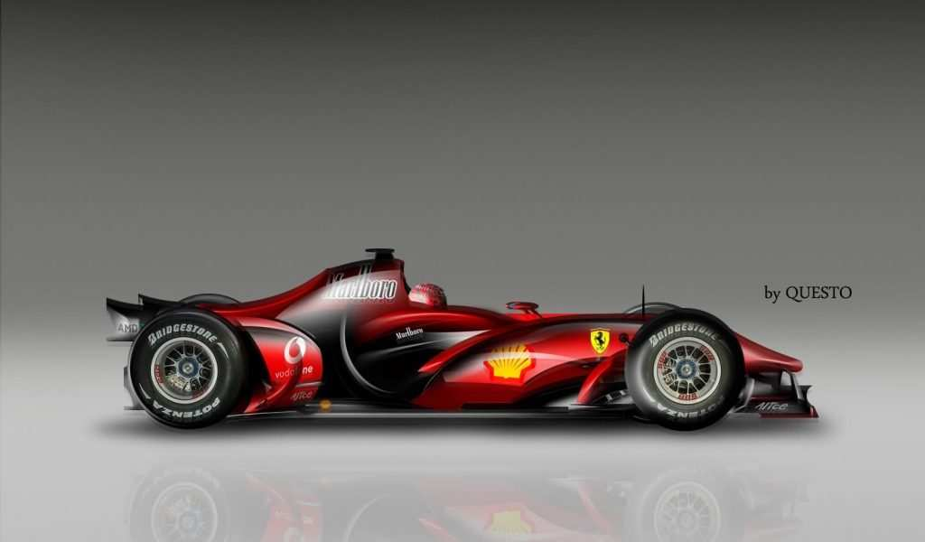 12 The Toyota F1 2020 Picture