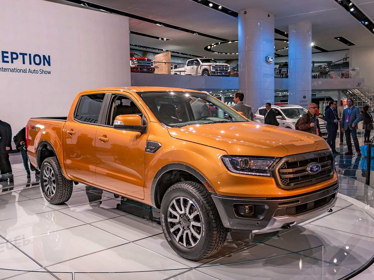 13 A 2019 Ford Ranger 2 Door New Model and Performance