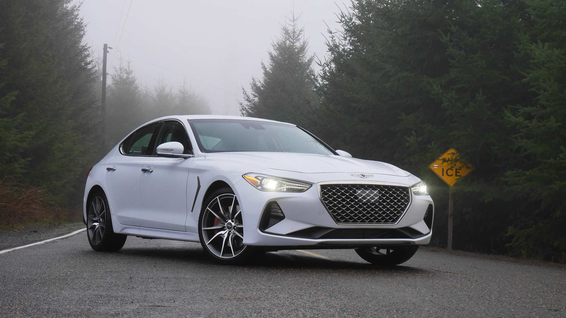 13 A 2019 Genesis G70 Review Release Date And Concept