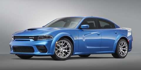 13 A 2020 Dodge Charger Srt Overview