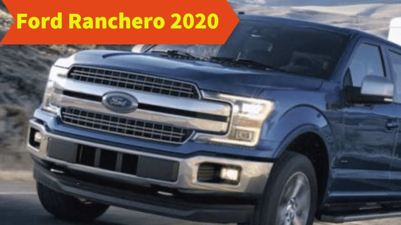 13 A 2020 Ford Ranchero Price And Review